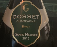 Gosset Grand Millesime 2012 Events Round-up